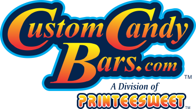 CustomCandyBars.com logo